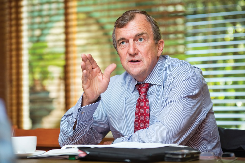 "Mark Bristow: ""Investment can unlock an enormous economic engine in Africa"""